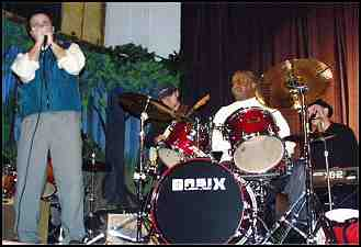 Bernard Purdie with Rob Paparozzi & The Hudson River Rats