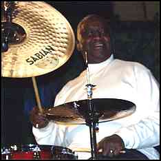 Bernard Purdie teaches the fine art of Groove