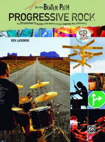 Click here for the lowest price on the book/cd On the Beaten Path - Progressive Rock