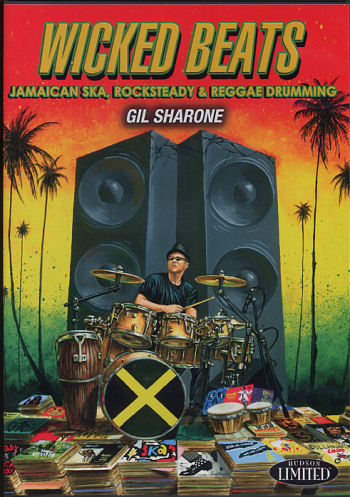 Wicked Beats DVD by Gil Sharone