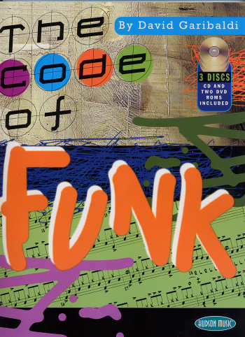 Click here for the lowest price on the book with 3 discs Code of funk by david garibaldi