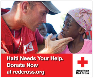 Click to Donate to Haiti Relief
