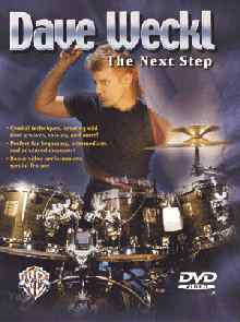 Dave Weckl The Next Step from Warner Bros. Publications