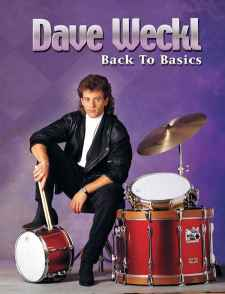 Dave Weckl Back to Basics from Warner Bros. Publications
