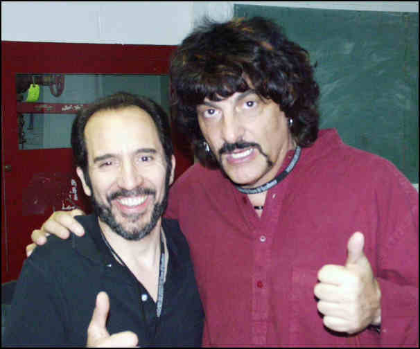 TigerBill with Carmine Appice
